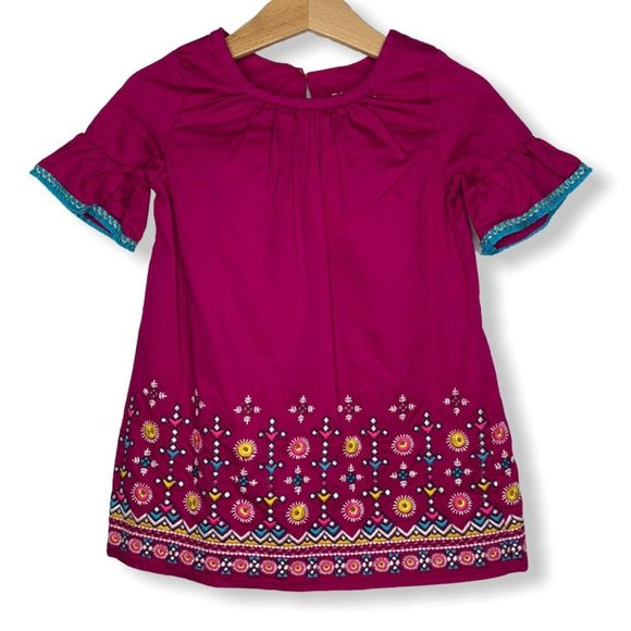 Genuine Kids Fuchsia Dress